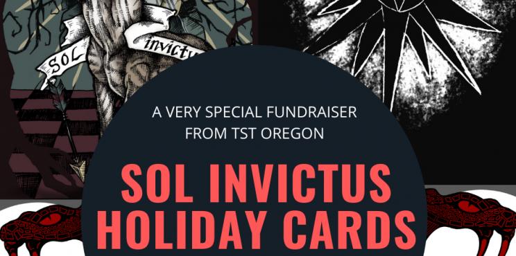 Sol Invictus Fundraiser Update!